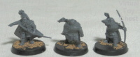 Lord of the Rings Games Workshop Dwarf Rangers