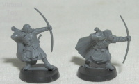 Lord of the Rings Games Workshop Rangers