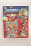 Mattel MOTU Masters of the Universe Flying Fists He-Man MOC