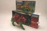 Mattel MOTU Masters of the Universe Battlecat open box