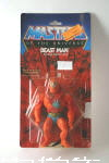 Mattel MOTU Masters of the Universe Beast Man MOC