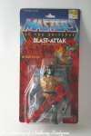 Mattel MOTU Masters of the Universe Blast-Attak MOC