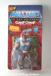 Mattel MOTU Masters of the Universe Clamp Champ MOC