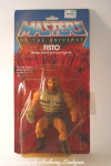 Mattel MOTU Masters of the Universe Fisto MOC