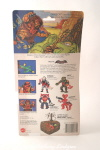Mattel MOTU Masters of the Universe Grizzlor back of card