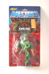 Mattel MOTU Masters of the Universe King Hiss MOC