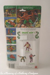 Mattel MOTU Masters of the Universe King Hiss back of card