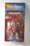 Mattel MOTU Masters of the Universe King Randor MOC
