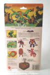 Mattel MOTU Masters of the Universe Leech back of card