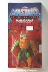 Mattel MOTU Masters of the Universe Man-At-Arms MOC