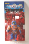 Mattel MOTU Masters of the Universe Man-E-Faces MOC