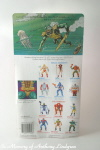 Mattel MOTU Masters of the Universe Mer-Man back of card