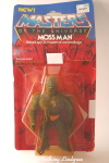 Mattel MOTU Masters of the Universe Moss Man MOC