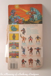 Mattel MOTU Masters of the Universe rokkon back of card