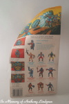 Mattel MOTU Masters of the Universe stonedar back of card