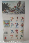 Mattel MOTU Masters of the Universe stratos back of card