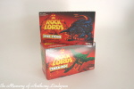 Tonka Rock Lords Terra Roc and Spike Stone MIB