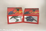 Tonka Rock Lords Terra Roc and Spike Stone open boxes