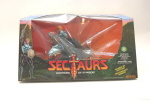 Coleco 7 towns Sectaurs Dargon and Dragonflyer MIB