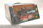 Coleco 7 towns Sectaurs Spidrax and SpiderFlyer MIB