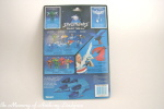 Kenner Silverhawks Flashback action figure back of card
