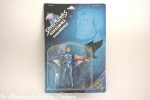Kenner Silverhawks Steelwill action figure MOC