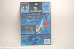 Kenner Silverhawks Steelheart action figure back of card