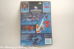 Kenner Silverhawks Mumbo-Jumbo action figure back of card