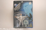 Kenner Silverhawks Quicksilver action figure MOC