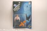 Kenner Silverhawks Stargazer action figure MOC