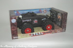 Tonka Steel Monsters Bomber vehicle MIB