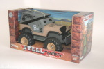 Tonka Steel Monsters enforcer vehicle MIB
