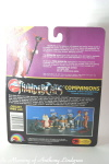 LJN Thundercats Berbil Bill action figure back of card