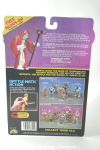 LJN Thundercats Capt. Cracker back of card