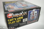Kidworks Thundercats Mini PVC Cats Lair Playset MIB