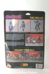 LJN Thundercats Driller back of card