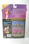 LJN Thundercats Hachiman action figure back of card