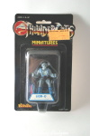 Kidworks Thundercats Mini lion-o Panther-o error PVC MOC