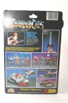 LJN Thundercats monkian back of card