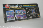 LJN Thundercats Sword of Omens MIB