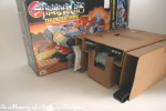 LJN Thundercats Thundertanks vehicle MIB