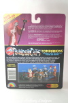 LJN Thundercats Wilykat action figure back of card