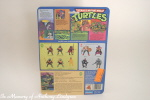 Playmates Teenage Mutant Ninja Turtles Donatello Figure back of card