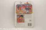 Panosh Place Voltron Keith Figure back of card
