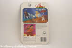 Panosh Place Voltron Hunk Figure back of card