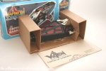 Panosh Place Voltron Coffin of Darkness out of box
