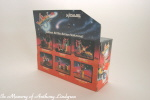 Voltron StarLight Mini Flashlight  back of box by Impluse