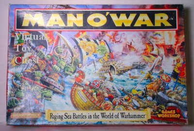 man o war games-workshop box