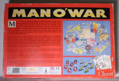 man o war games-workshop back of box