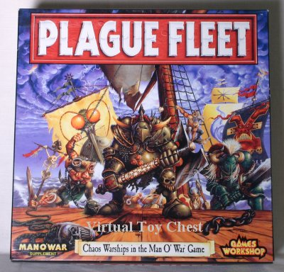 man o war plague fleet games-workshop box